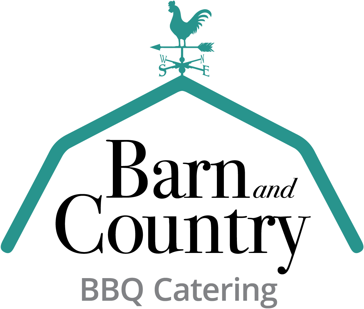 Barn and Country Catering Logo