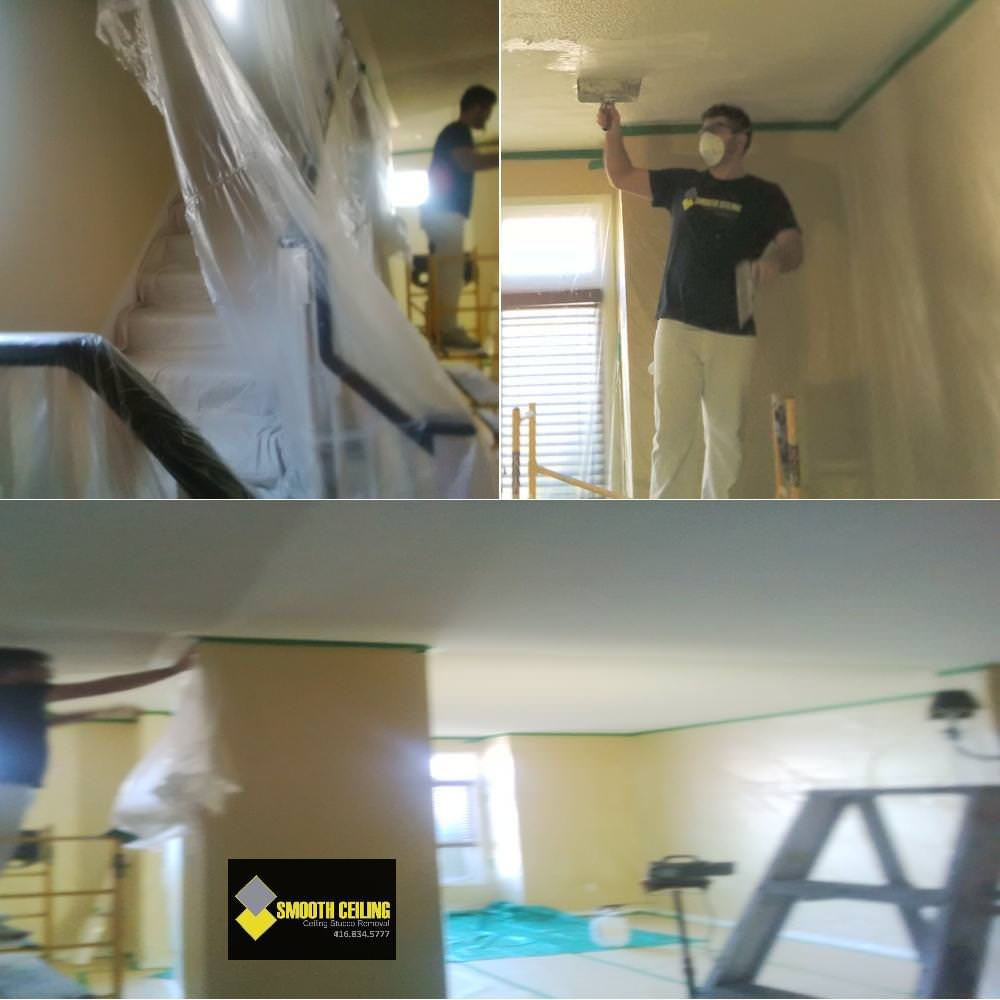 Burlington Ceiling Repair