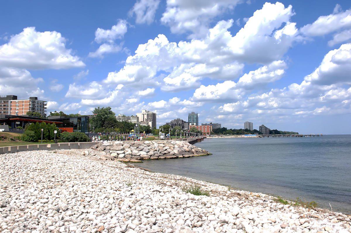 Burlington Ontario beach